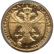 1 Dukat - Aleksandar I – reverse