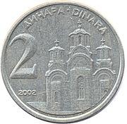 2 Dinara -  reverse