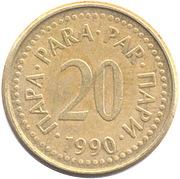 20 Para -  reverse