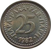25 Para – reverse