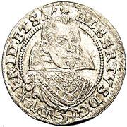 3 Kreuzer - Albrecht von Wallenstein – obverse