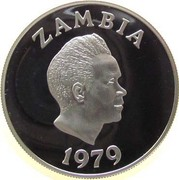 10 Kwacha (Conservation - Silver Proof) – obverse