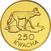 250 Kwacha (Conservation) – reverse
