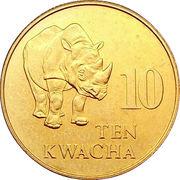 10 Kwacha – reverse