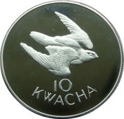 10 Kwacha (Conservation) – reverse