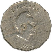 50 Ngwee (Second Republic) – obverse