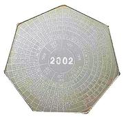 4000 Kwacha - Elizabeth II (Calendar) -  reverse