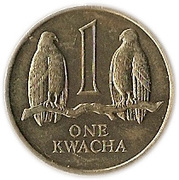 1 Kwacha -  reverse