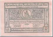 20 Heller (Zell am See) -  reverse