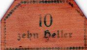 10 Heller (Zell bei Zellhof; Ludwig Altzinger) -  reverse