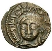 Dirham - Sayf al-din Ghazi II - 1170-1180 AD (Zengid of Monsul) – obverse