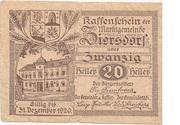 20 Heller (Ziersdorf) -  obverse