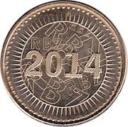 5 Cents (Bond Coin) -  obverse