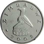 20 Cents – obverse