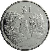 1 Dollar – reverse