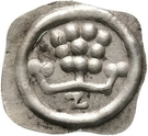 1 Pfennig - Leopold IV – obverse