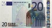 20 Euro – obverse