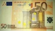50 Euro – obverse