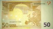 50 Euro – reverse