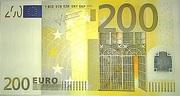 200 Euro – obverse