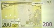200 Euro – reverse