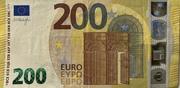 200 Euro (Europa series) – obverse