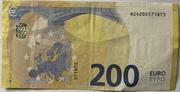 200 Euro (Europa series) – reverse