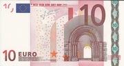 10 Euro – obverse
