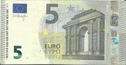 5 Euro (Europa series) – obverse