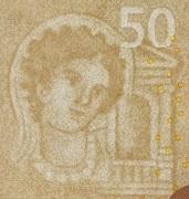 50 Euro (Europa series) -  obverse