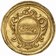 ½ Ducat (Trade Coinage) – obverse