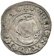 ½ Plappart (Trilobe) – obverse