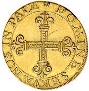 Goldkrone (Small shield) – reverse