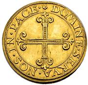 Goldkrone (Large shield) -  reverse