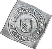 ½ Batzen (Klippe; 2½ batzen weight) -  obverse