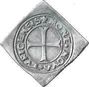 ½ Batzen (Klippe; 2½ batzen weight) -  reverse