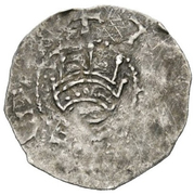 Denar - Konrad II – obverse