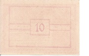 10 Heller (Zwettl) -  reverse