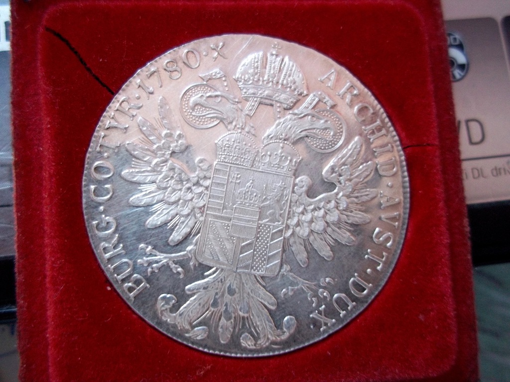 1780 Thaler Maria Theresia - real or fake please help