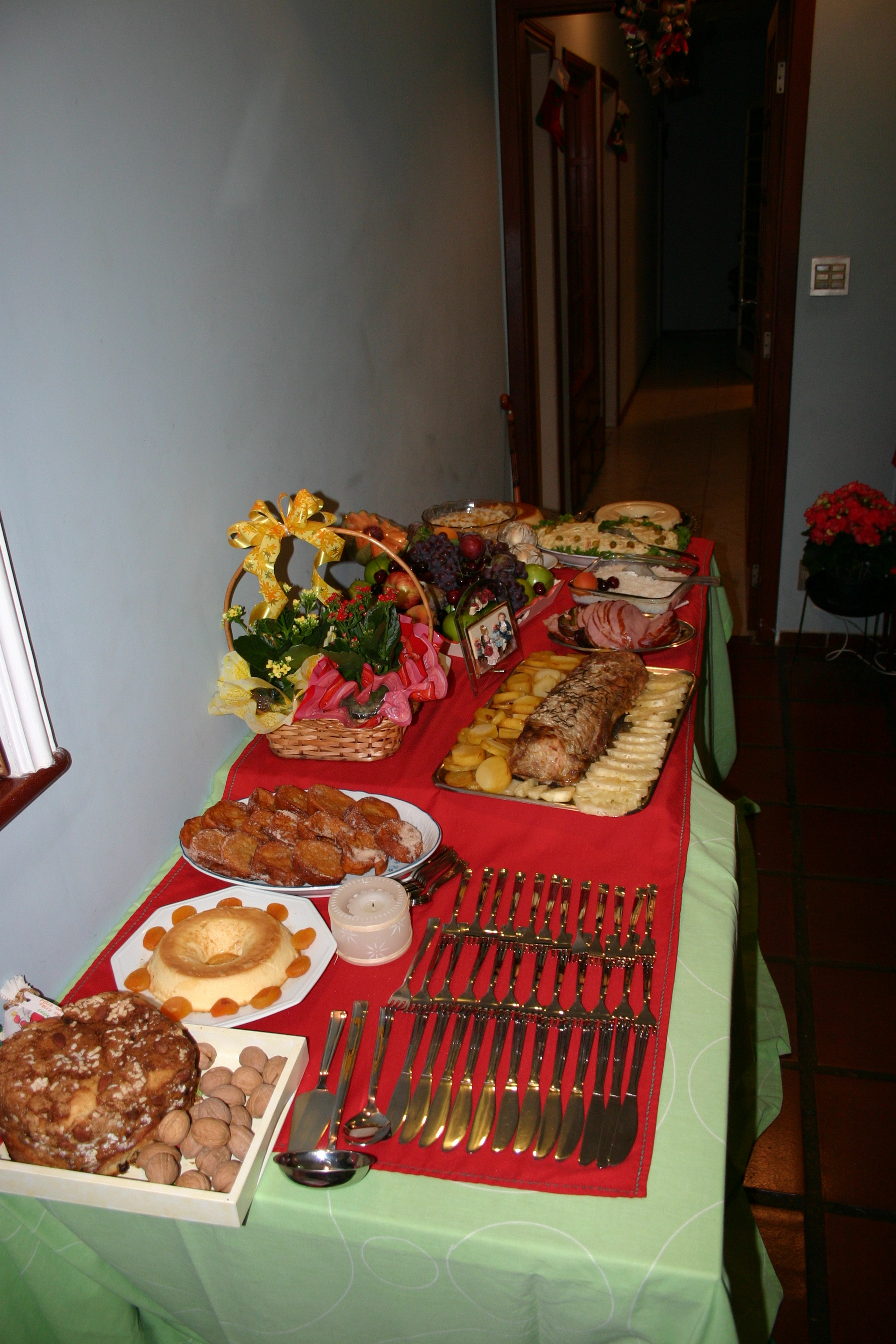What Food Do They Eat For Christmas In Brazil