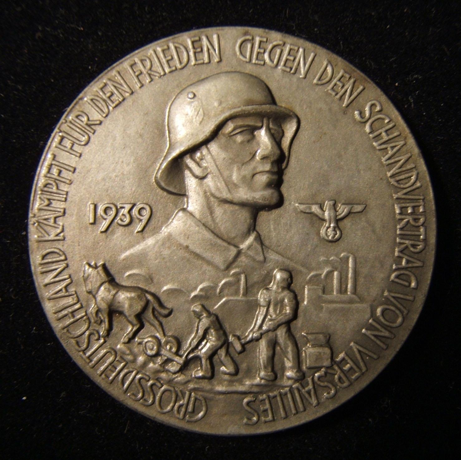 My German Finances: 3rd Reich Coin Or Token