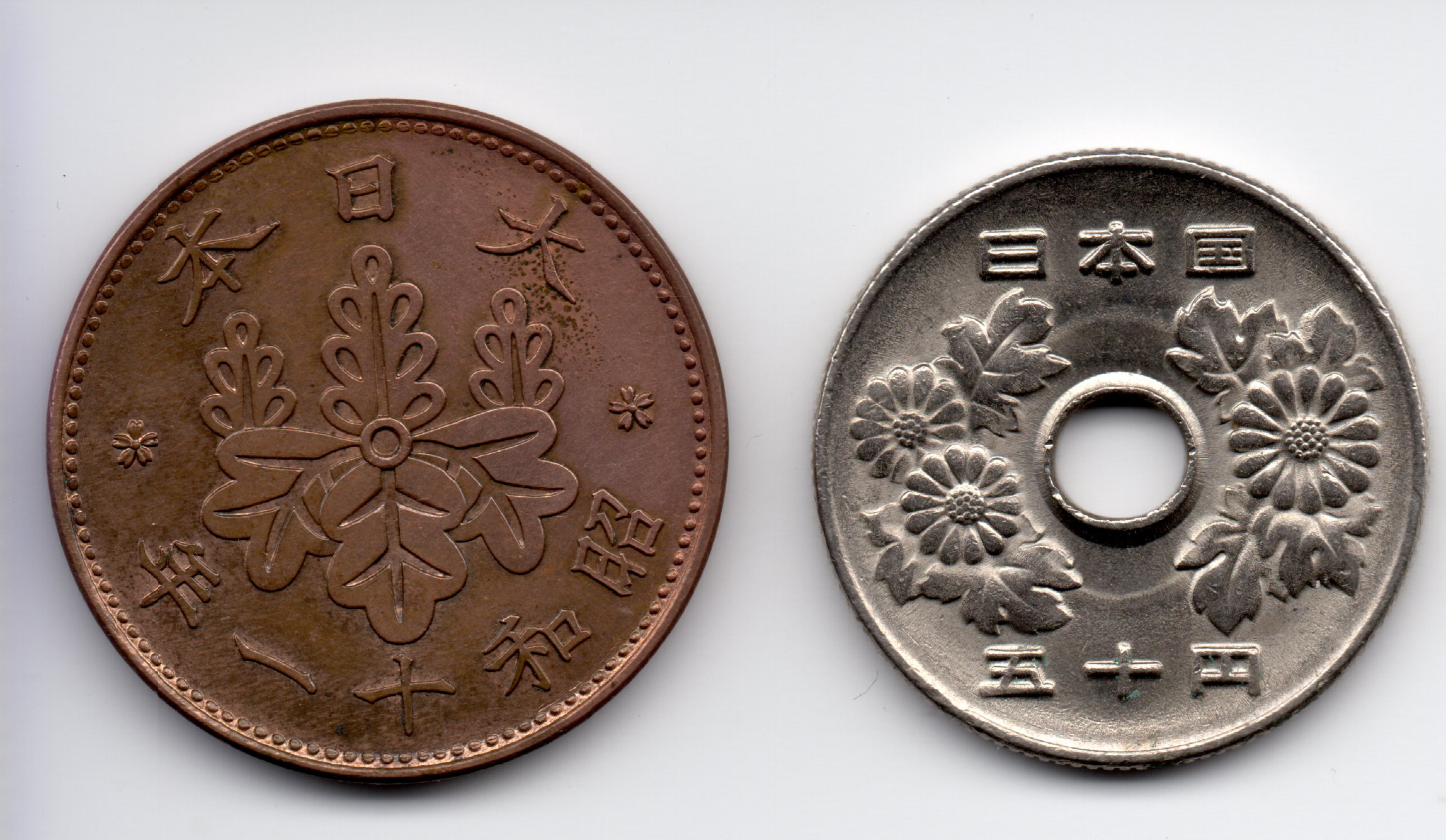 Dating japanese coins numista