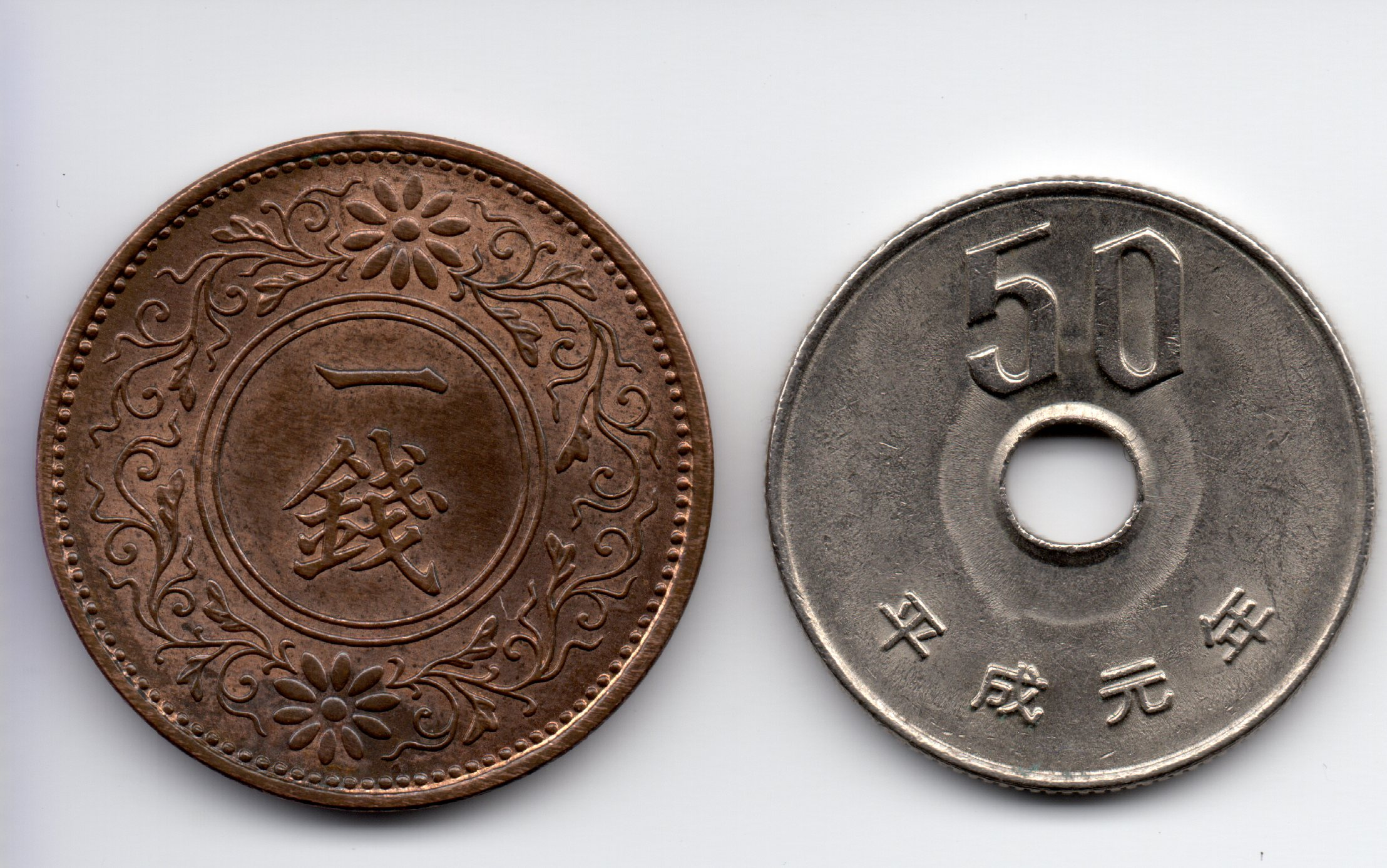 Dating japanese currency