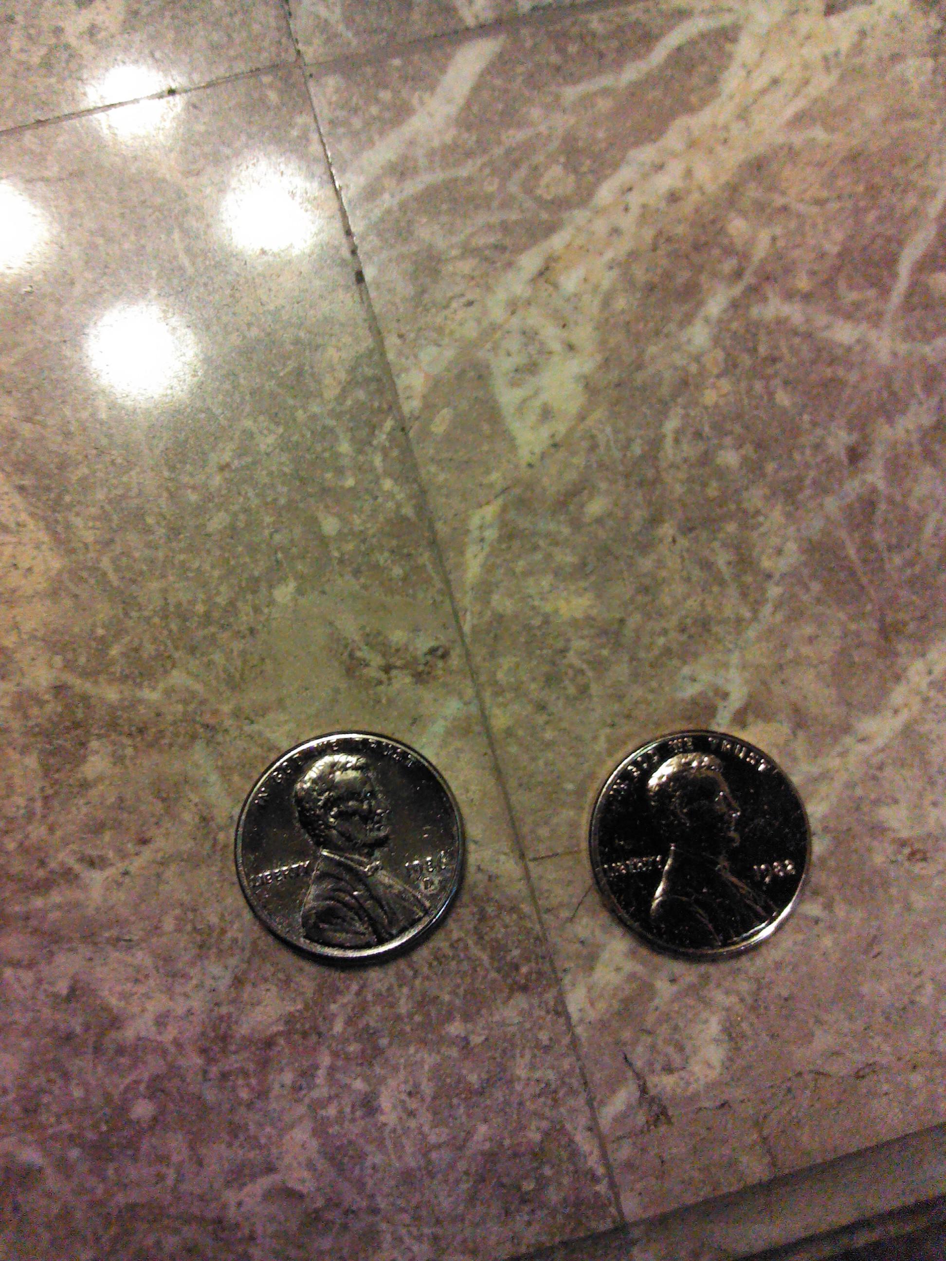 Shiny 1986 coin – Numista