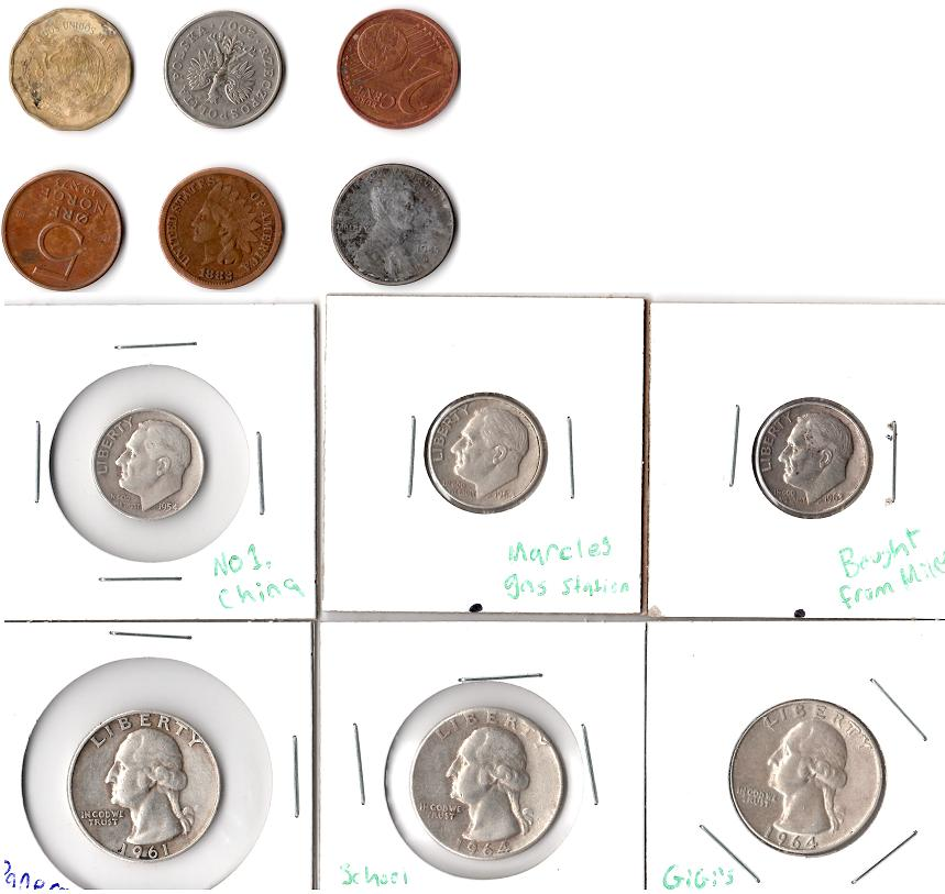 Coin Roll and Pocket Change finds?! – Numista