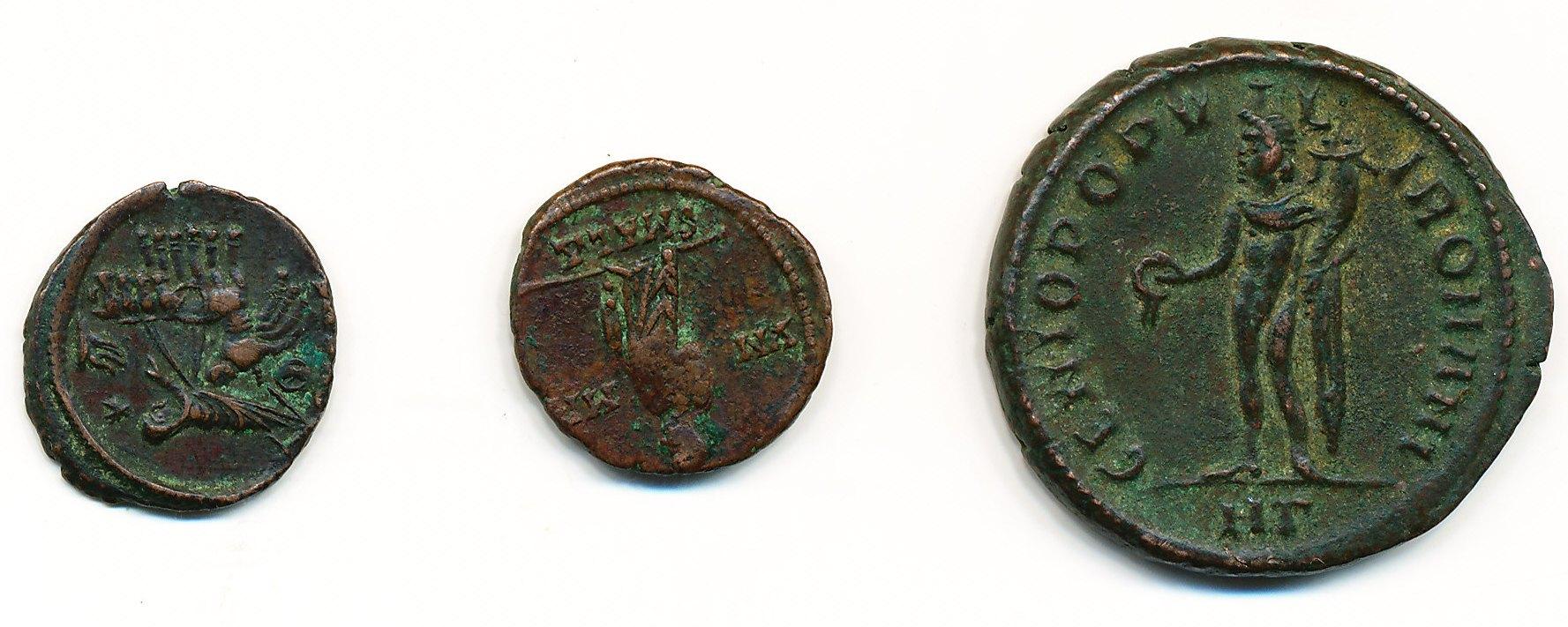 ID, genuine/fake and value (Greek/Roman coins) – Numista