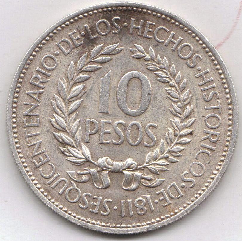 Lithuania 1 Litas coin 1999 KM#117 UNC horse hands