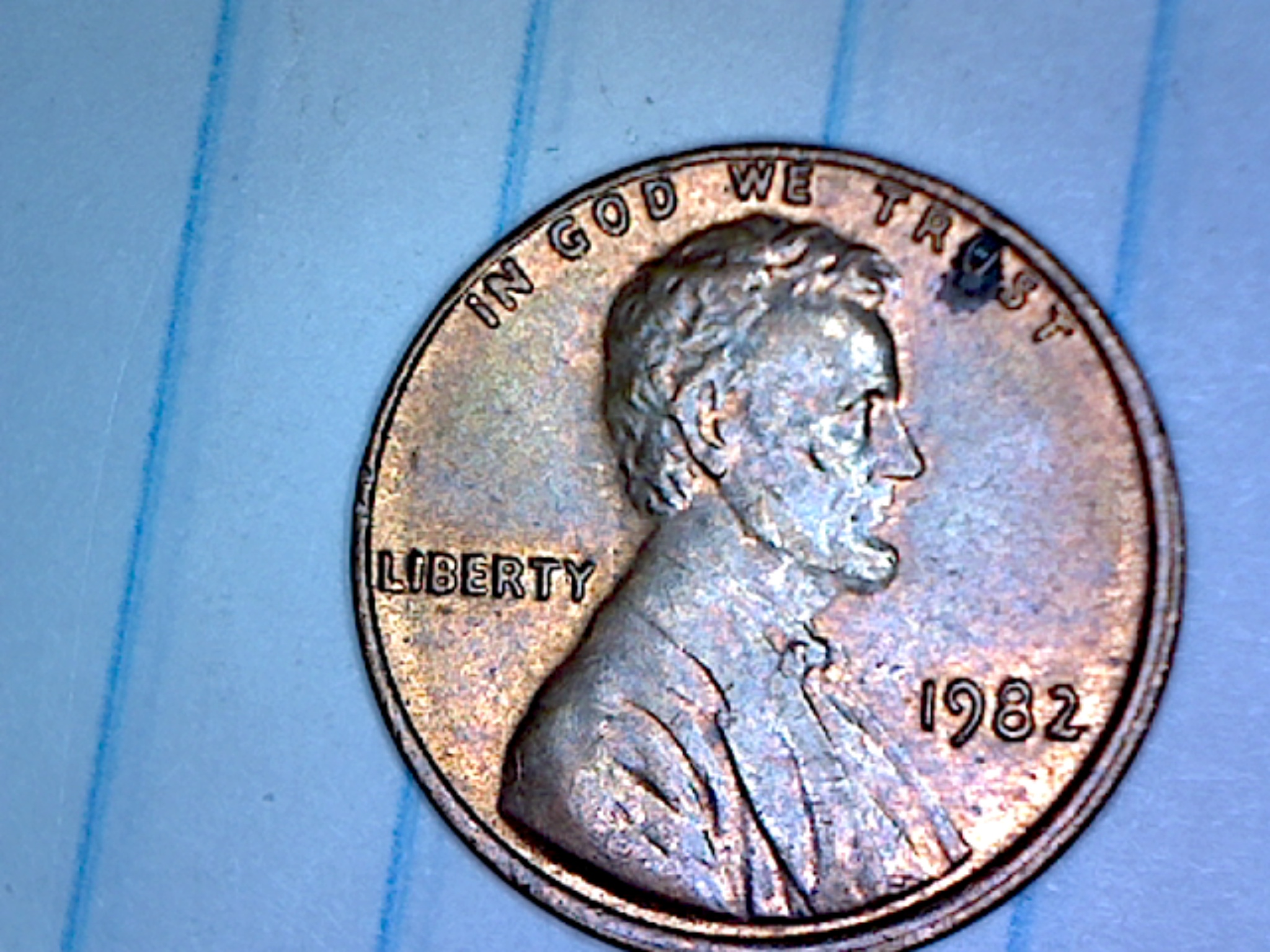 1972 Penny No Mint Mark – Wonderful Image Gallery