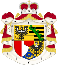 The Coat of Arms of Liechtenstein