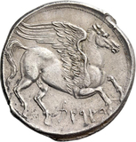 Picture 1 of a sold Decadrachm